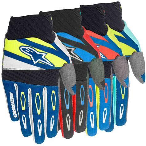 alpinestars motocross gloves click to zoom