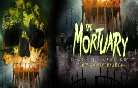 the mortuary haunted house new orleans la the mortuary haunted house new orleans la the mortuary haunted mansion press by