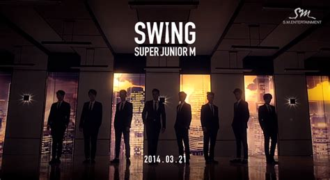 super junior m swing lyrics swing 嘶吼 super junior m 슈퍼주니어 엠 狩獵幸福的痞子紳士 lucky hunter