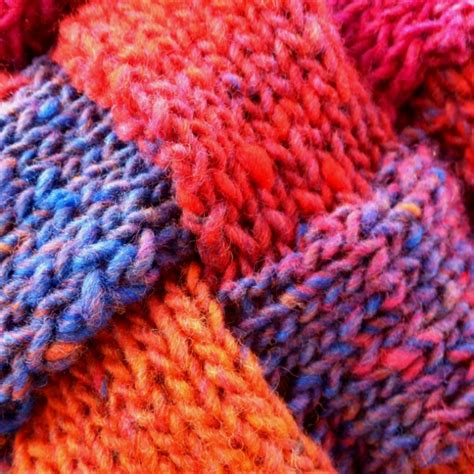 cool things to knit my knitting project entrelac cool artsy stuff