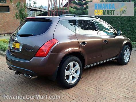 nissan morano 2003 used nissan suv 2003 2003 nissan murano rwanda carmart