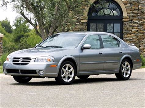blue book value for used cars 1999 nissan altima regenerative braking 2003 nissan maxima pricing ratings reviews kelley blue book