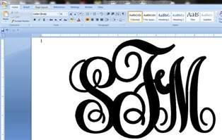 monogram chevron coloring pages