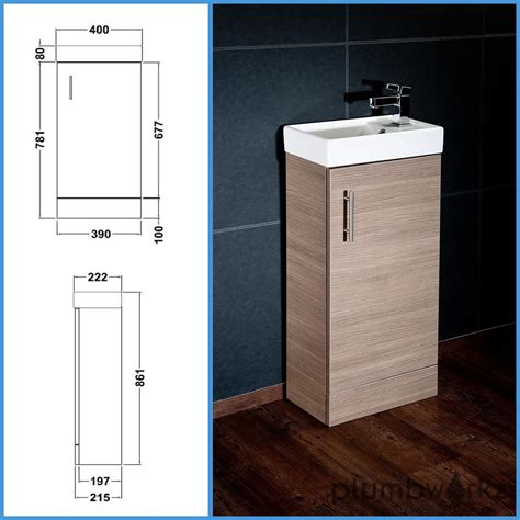 compact bathroom vanity units compact bathroom vanity unit basin sink vanity 400mm