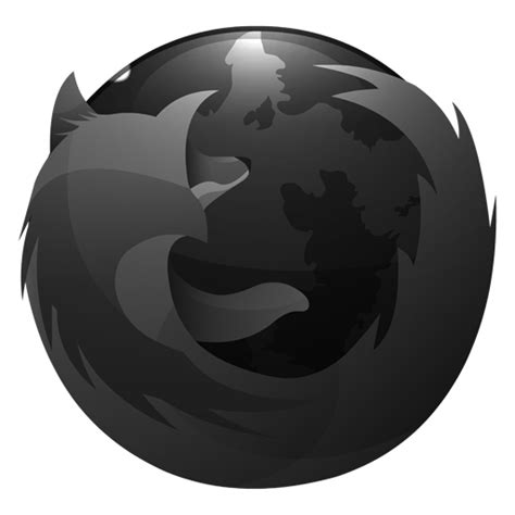 black youtube firefox black firefox icon by kereight007 on deviantart