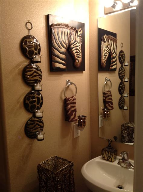 safari style home decor safari themed bathroom best home design 2018