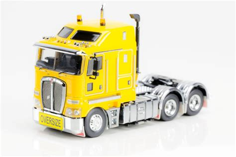 kenworth models kenworth models kenworth k200 prime mover chrome yellow