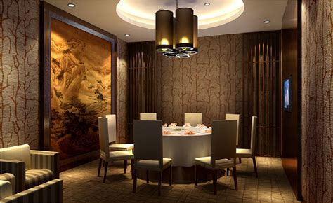 3d dining room designer 3d chinese style design for dining room interior