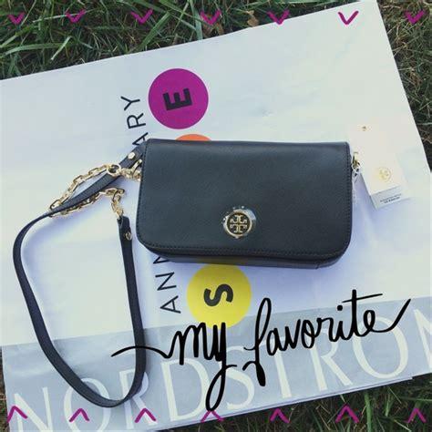 Tb Handbag Hitam Pouch Murah 29 burch handbags will negotiate tb robinson chain mini bag from erica s closet