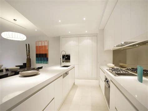 kitchen design australia down lighting in a kitchen design from an australian home