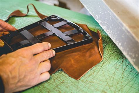 Handmade Leather Goods Uk - news shropshire firm s handmade leather gardening goods
