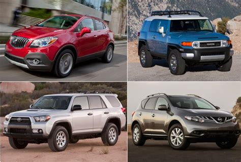 List Of Most Reliable Suvs by Most Reliable Suvs And Crossovers List Released By J D