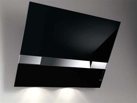 cappa arredo best kite nera 80 cappa arredo da cucina da parete om ebay