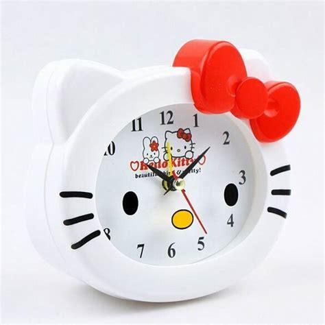 kawaii hello alarm clock table desk clocks birthday gift for kid in alarm clocks from home