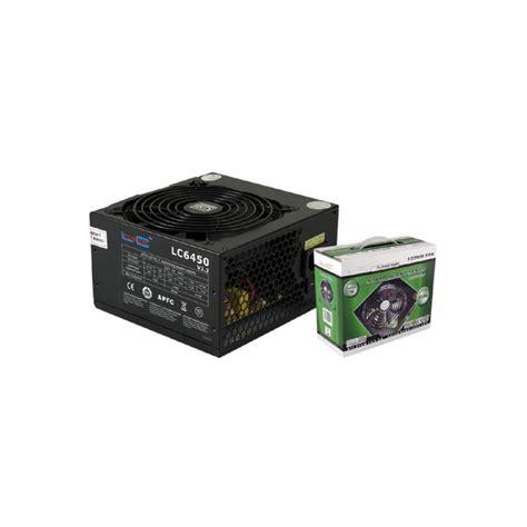 alimentatore lc power alimentatore 450w lc power lc6450 12cm vers 2 2
