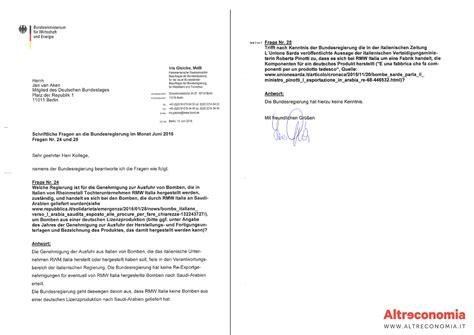 lettere commerciali tedesco lettera formale in tedesco firmakoek
