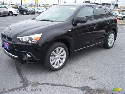 mitsubishi black mitsubishi outlander sport price modifications pictures