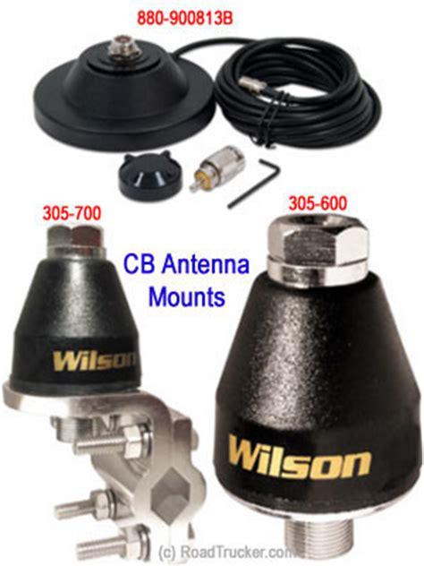 wilson antenna mounts roadtruckercom