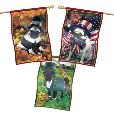 pug flags the pug flag collection the lovely lifestyle breeds picture