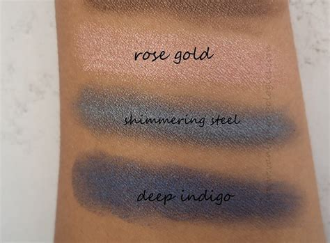 Eyeshadow The One Oriflame 6 oriflame the one colour impact eyeshadows reviews swatches shades price