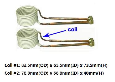 heat inductor rope coil heat inductor rope coil 28 images induction heaters lincos kft induction innovations 174