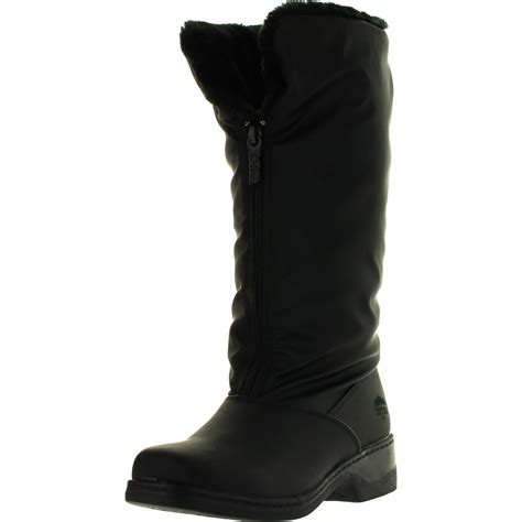 totes waterproof womens boots totes womens cynthia winter waterproof snow boots ebay
