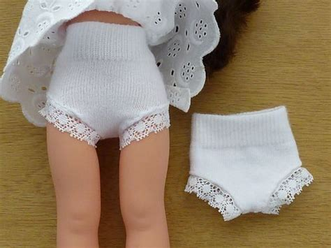 pattern making underwear make doll panties out of baby socks for les ch 233 ries or