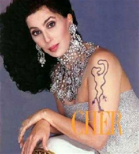 celebrities who removed tattoos cher tattoos net brave skin tatoo