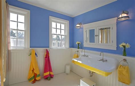blue and white bathrooms trendy twist to a timeless color scheme bathrooms in blue
