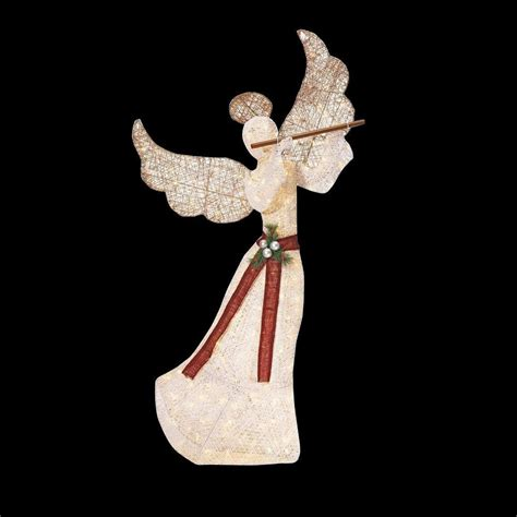 angel decorations for home rudolph christmas yard decorations outdoor christmas decorations the home depot