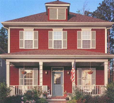 painting vinyl siding color combo for the home