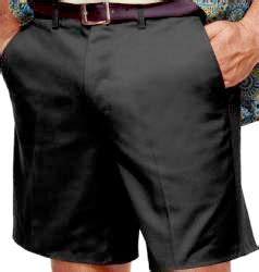 design lab online lynx men s non pleated shorts black lynx