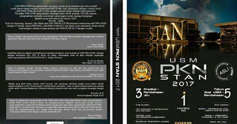Paket 4 Buku Usm Pkn Stan Bonus E Book tips pembahasan soal tkd pkn stan