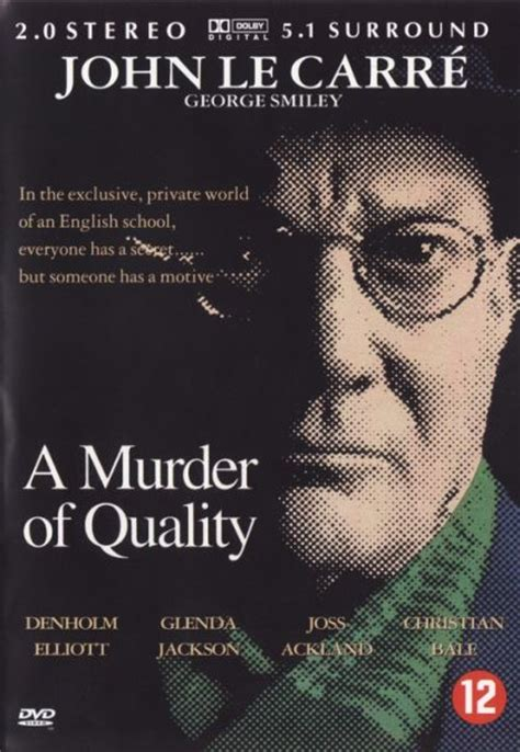 a murder of quality john le carre s a murder of quality 1991 on collectorz com core movies