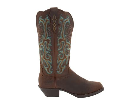 zappos boots justin j flex western boot at zappos
