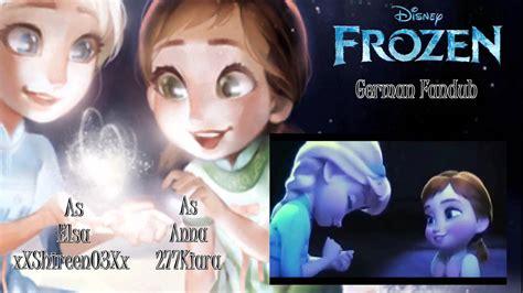 anna und elsa film you tube frozen klein elsa und anna spielen youtube