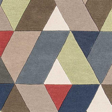 Tapis Design by Tapis Design Multicolore Avec Motifs Chevrons En