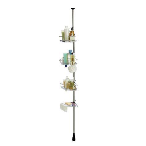Shower Poles by 25 Bathroom Organization Ideas