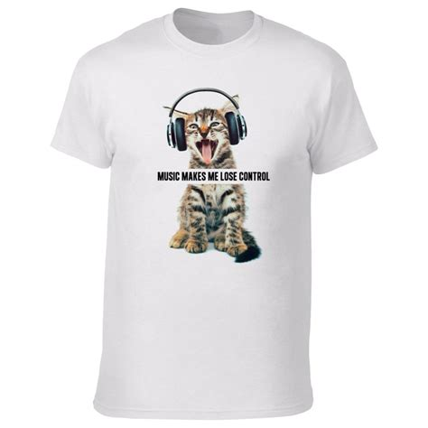 Tshirt 7music makes me lose t shirt from animals yeah