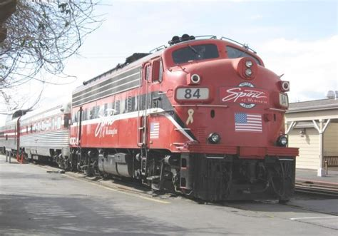 spirit of washington dinner train at the renton depot