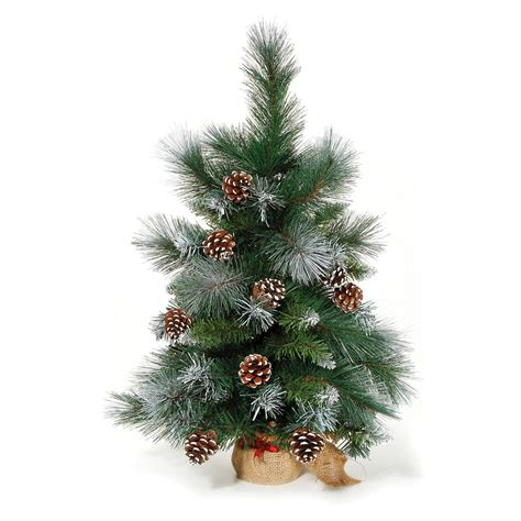 how to decorate atable tp christmas tree decorated mini tree for seasonal d 233 cor 24 in