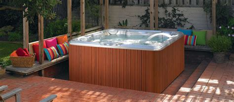 backyard spa ideas backyard tub ideas for installation and landscaping