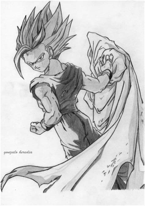 imagenes realistas dragon ball z dibujos a lapiz de dragon ball z my blog