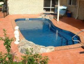 Small inground pool ideas inground pools small yards