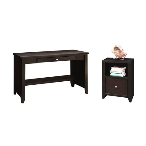 loft writing home office set home office sets
