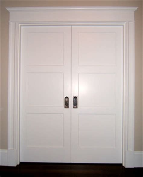 Interior Door Trim Styles by Tar Paper Crane A Remodeling Trim Out Interior