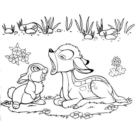 desenho de e coelho conversando para colorir tudodesenhos