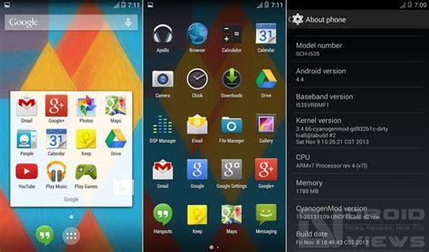 Samsung S3 Kitkat install android 4 4 kitkat rom on galaxy s3 i9300 i9305 at t sprint tmo vzw