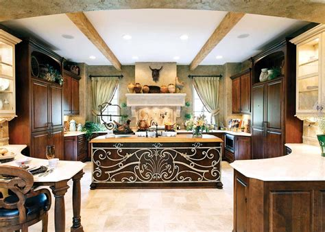 luxury kitchen island top 65 luxury kitchen design ideas exclusive gallery