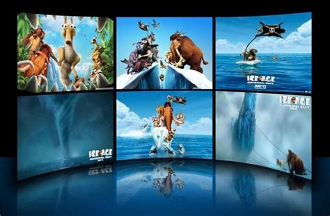 themes for windows 7 movies ice age windows 7 theme